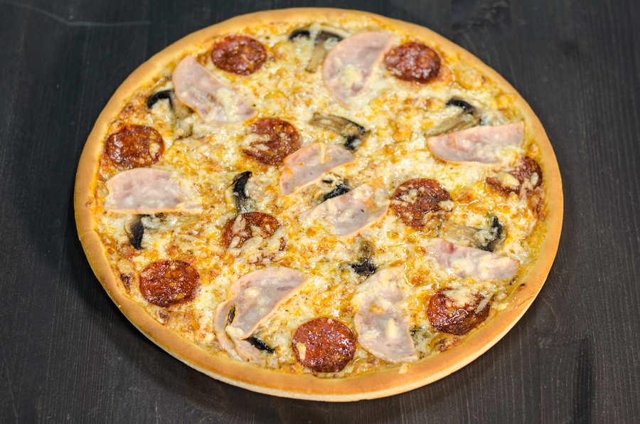Классическая пицца рецепт пошагово